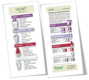 Download the HEART Dosing Card