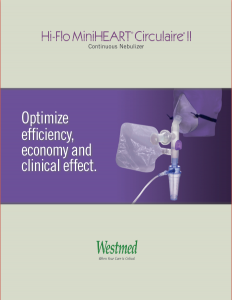 Download the HiFlo MiniHEART Circulaire II Brochure